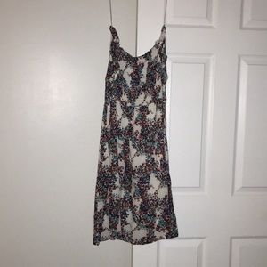 ROXY -NWT's off the shoulder floral dress